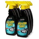 Stoner Invisible Glass 92166-6PK Premium Glass Cleaner, 22 fl. oz, Pack of 6