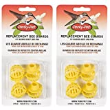 Perky-Pet 205Y Replacement Yellow Bee Guards - 2 Pack