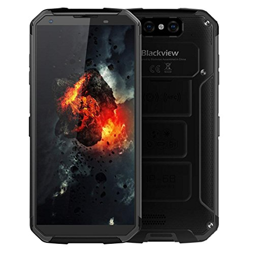 516um2d7wrL - Blackview BV9500 4GB+64GB 10000mAh Battery 5.7 inch Android 8.1 Helio P23 (MTK6763) Octa Core up to 2.5GHz