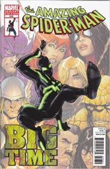 Image result for amazing spider-man 648