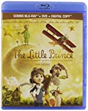The Little Prince (Blu-ray + DVD + Digital Copy)