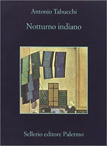 Notturno indiano Book Cover