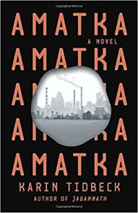 Book cover for Amatka by Karin Tidbeck