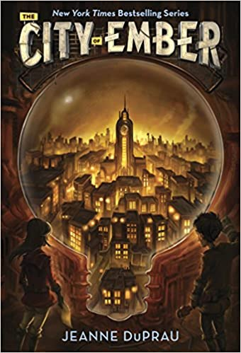 Image result for city of ember