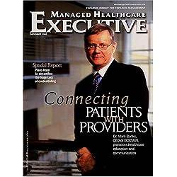 Managed Healthcare Executive
