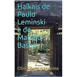 Haikais de Paulo Leminski e de Matsuo Bashô