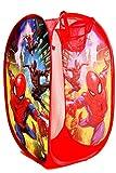 Spiderman Pop Up Laundry Basket,Toys Basket,Storage Bin,Official Licensed