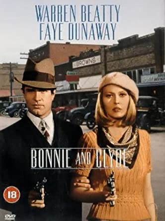 Image result for bonnie & clyde 1967