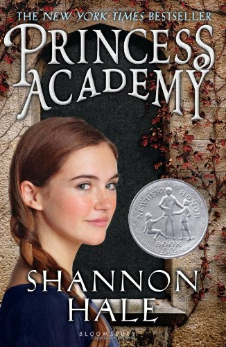 princess academy book by Shannon Hale