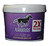 Product review for PENNWOODS EQUINE PRODUCTS 120743 2X Bio Plus 60 Double Strength Horse Supplement, 4 lb
