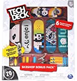 Tech Deck Enjoi Skateboards Sk8shop Bonus Pack with 6 Fingerboards - 20th Anniversary