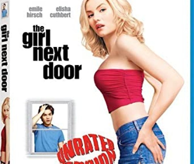 The Girl Next Door Unrated Edition Blu Ray