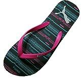 PUMA Womens Sport Comfort Thong Flip Flop Sandals (6)