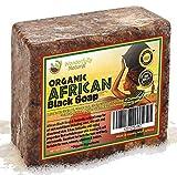 African Black Soap 1lb Bar | #1 Acne Treatment | Eczema Soap | 60 day Satisfaction Guarantee