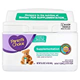 Parent's Choice Supplementation Infant Powder Formula with iron, 23 oz