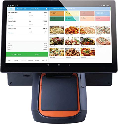eHopper-All-in-One-POS-System--POS-Software-with-Merchant-Services-All-in-One-Touchscreen-POS-Device-with-Customer-Facing-Display-Pax-S300-Credit-Card-Terminal-16-Cash-Drawer