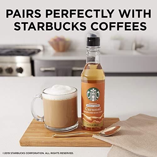 Starbucks Variety Syrup 4pk, Variety Pack