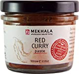 Mekhala Organic Gluten Free Thai Red Curry Paste 3.53oz
