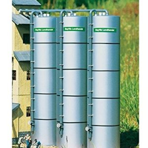 PIKO G SCALE MODEL TRAIN BUILDINGS – COOP SILO – 62036 517nlyVAsaL