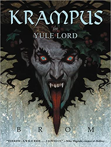 Image result for Krampus: The Yule Lord, by Brom,