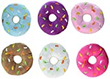 Rhode Island Novelty N Donut Plush Assortment (12 pc)