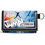PRODG Jump-Freestyle Wallet Coin Pouch, 14 cm, Blue