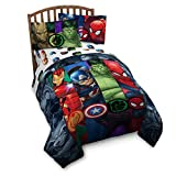 Franco Avengers Infinity War Twin Comforter and Sheet Set