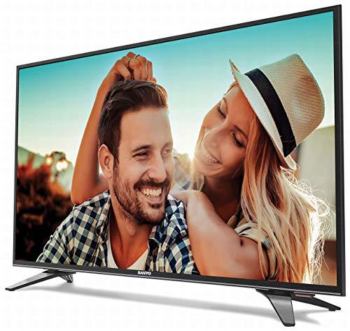Sanyo 108 cm (43 Inches) Full HD IPS LED TV XT-43S7200F (Dark Grey) 4