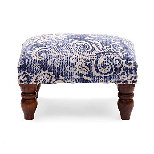 Natural Furnish Home Foot Stool Ottoman Pouffes (Standard, Others)