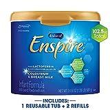 Enfamil Enspire Baby Formula Milk Powder & Refills, 102.5 Ounce, Omega 3 DHA, Probiotics, Immune Support