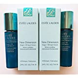 Estee Lauder New Dimension Shape + Fill Expert Serum - Duo Pack (0.24 oz X 2)