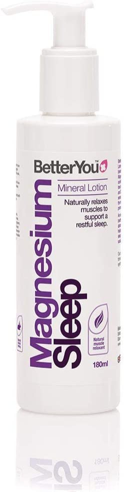 BetterYou Natural Magnesium Sleep Lotion