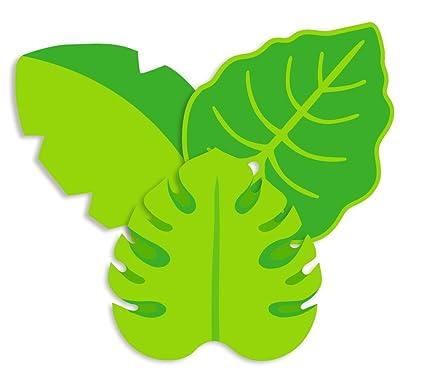 Green Leaf Cut Outs   Jidileaf co