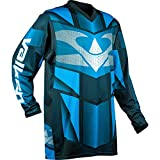 Valken Paintball Fate Exo Jersey - Blue - 2XL