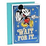 Hallmark Boss's Day Card (Disney Mickey Mouse)