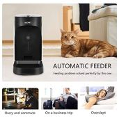 WOpet-Automatic-Cat-Feeder-Pet-Feeder-Auto-Dog-Cat-Feeder-Stainless-Steel-BowlPortion-Control-Voice-Recording-Timer-Programmable-Up-to-4-Meals-a-Day