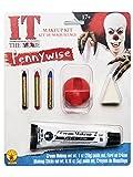 Rubie's 's Disfraz de los hombres it Pennywise adulto Maquillaje Kit, color Multi, talla Una talla