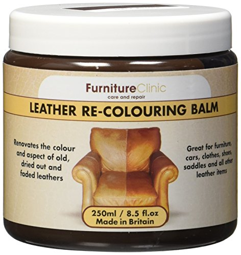 5. Leather Re-colouring Balm