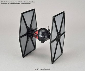 Bandai-Hobby-BAN203219-Star-Wars-First-Order-Special-Forces-Tie-Fighter-172-Scale