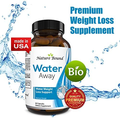 Water Pills for Bloating – Premium Weight Loss Supplement for Women and Men – Reduce Water Retention – Antioxidant Green Tea and Vitamin B6 Boost Metabolism and Energy – Maximum Strength Fat Burner 10
