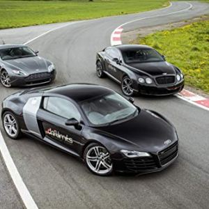 Drift Limits 52 LAP SIX SUPERCAR COLLECTION THRILL EXPERIENCE GIFT VOUCHER DRIVING PRESENT
