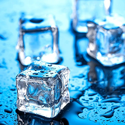 Acrylic Clear Ice Rock Diamond Crystals Fake Ice Cubes Decorative