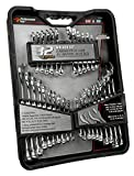 Performance Tool W1099 32pc SAE & MET Wrench Set Tool