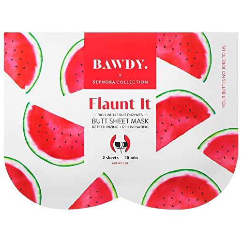 Bawdy x Sephora Collection Butt Sheet Mask, Flaunt It 1