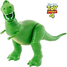 Disney Pixar Toy Story True Talkers Rex Figure, 7.8″