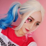 18-Suicide-Squad-Harley-Quinn-Costume-Cosplay-Wigs-Pink-Blue-Blonde-Gradient-Long-Curly-Clip-on-Ponytails-for-Women-Party