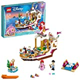 LEGO Disney Princess Ariel's Royal Celebration Boat 41153 Children's Toy Construction Set (380 Pieces)