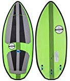 Ronix Hex Shell Skate Skimmer Wake Surf Board - 4' 3' | WakeSurf Board