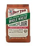 Bob's Red Mill, Organic, Whole Wheat Flour, 48 oz (1.36 kg)