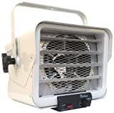 Dr. Heater DR966 240-volt Hardwired Shop Garage Commercial Heater, 3000-watt/6000-watt, DR966 240V